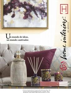 Catalogo De Decoracion Septiembre 2018